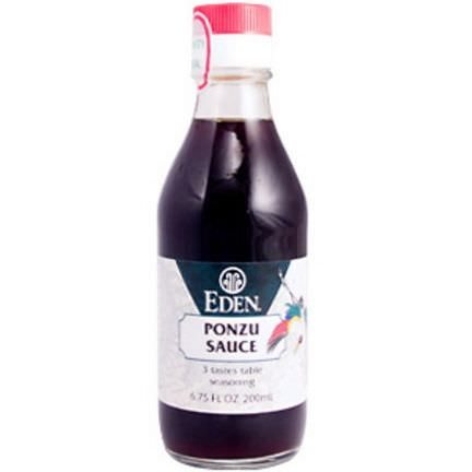 Eden Foods, Ponzu Sauce 200ml