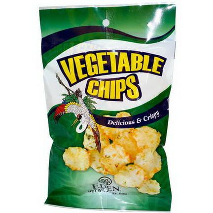 Eden Foods, Vegetable Chips 60g