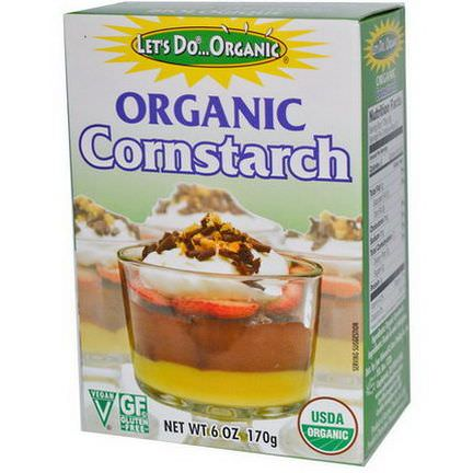 Edward&Sons, Organic Cornstarch 170g
