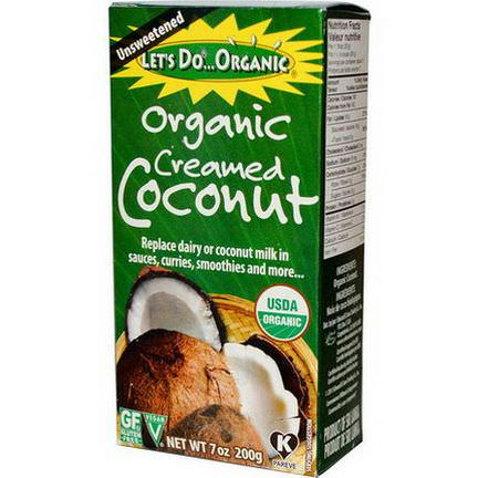 Edward&Sons, Organic Creamed Coconut 200g