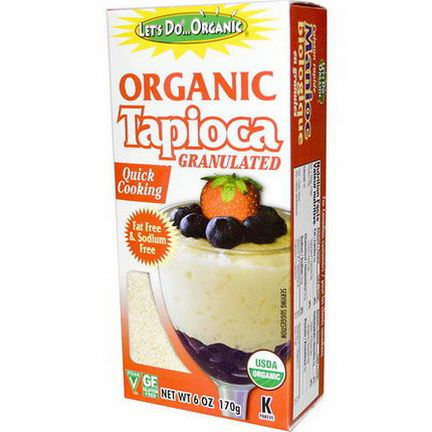 Edward&Sons, Organic Tapioca Granulated 170g