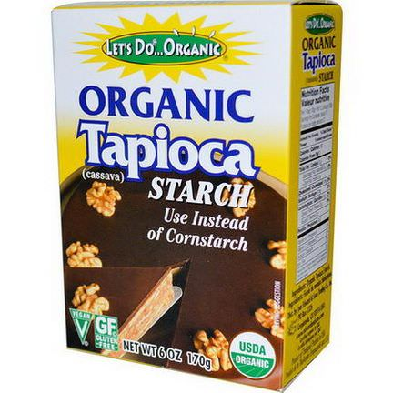 Edward&Sons, Organic Tapioca Starch 170g