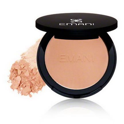 Emani, Flawless Matte Foundation, 1002 Warm Beige 12g