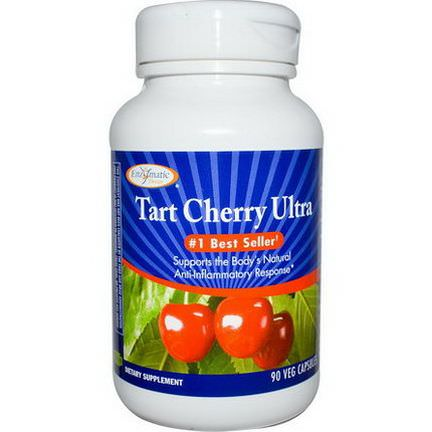 Enzymatic Therapy, Tart Cherry Ultra, 90 Veggie Caps