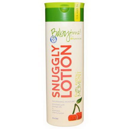 Episencial, Babytime, Snuggly Lotion 236ml