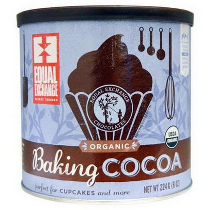 Equal Exchange, Organic Baking Cocoa 224g