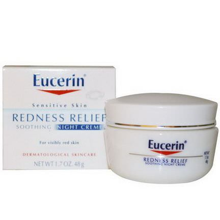 Eucerin, Redness Relief, Dermatological Skincare 48g