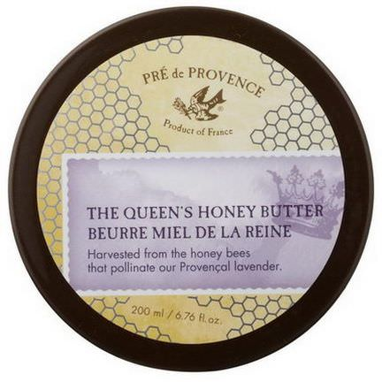 European Soaps, LLC, Pre de Provence, The Queen's Honey Butter 200ml