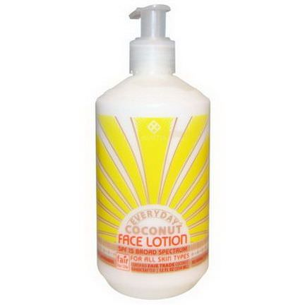 Everyday Coconut, Face Lotion, SPF 15 354ml