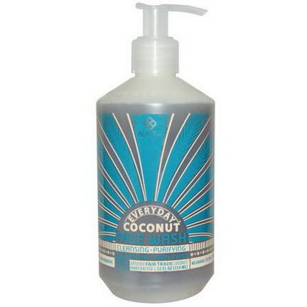 Everyday Coconut, Face Wash 354ml