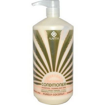 Everyday Coconut, Hydrating Conditioner, Purely Coconut 950ml