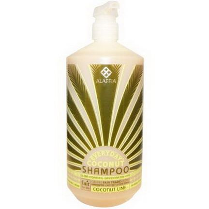 Everyday Coconut, Ultra Hydrating Shampoo, Coconut Lime 950ml