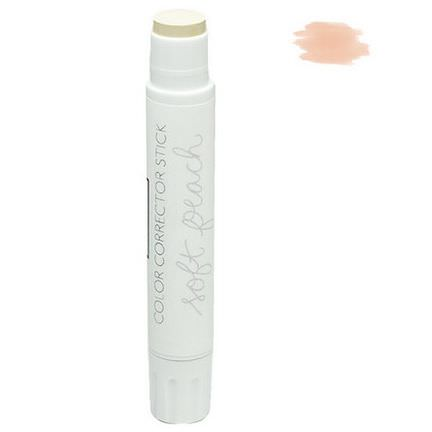 Everyday Minerals, Color Corrector Stick, Soft Peach 2.6g