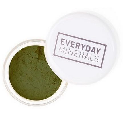 Everyday Minerals, Mineral Eyeliner, Green Leaves of Summer 1.7g