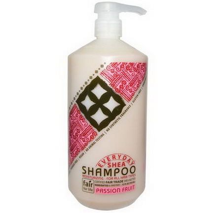 Everyday Shea, Moisturizing Shampoo, Passion Fruit 950ml