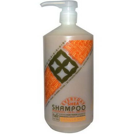 Everyday Shea, Shampoo, Vanilla Mint 950ml