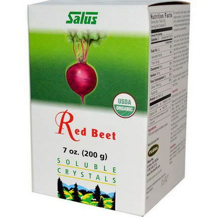 Flora, Red Beet, Soluble Crystals 200g