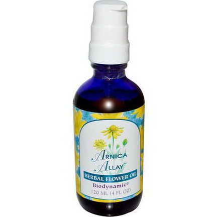 Flower Essence Services, Arnica Allay, Herbal Flower Oil 120ml