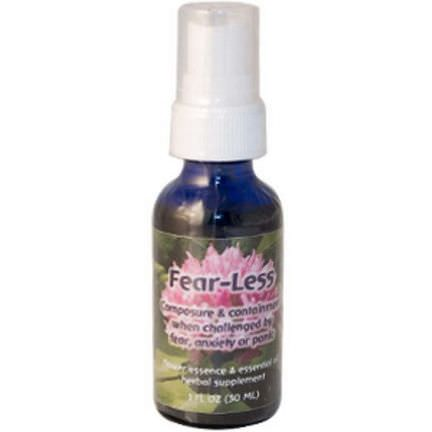 Flower Essence Services, Fear-Less, Flower Essence&Essential Oil 30ml