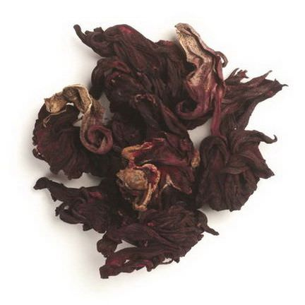 Frontier Natural Products, Cut&Sifted Hibiscus Flowers 453g
