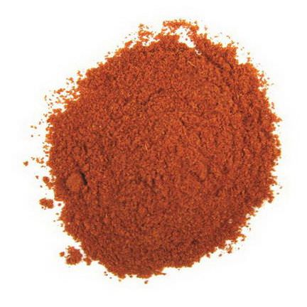 Frontier Natural Products, Ground Cayenne, 90,000 Heat Units 453g
