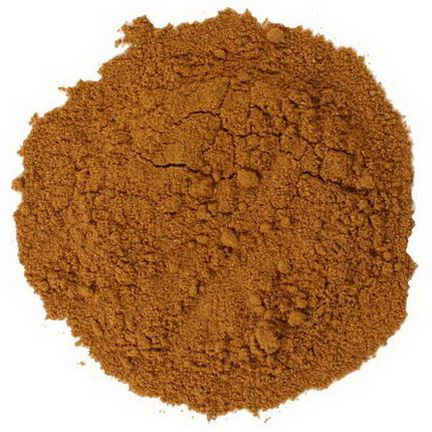 Frontier Natural Products, Ground Korintje Cinnamon 453g