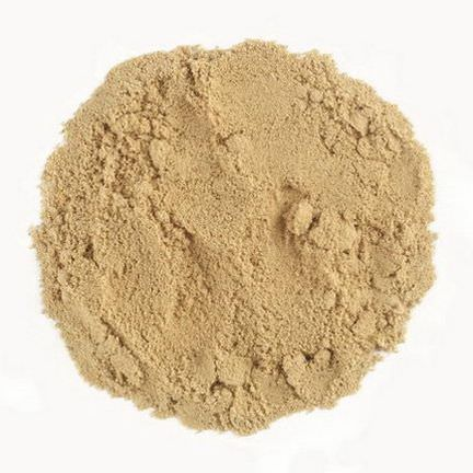 Frontier Natural Products, Ground Non-Sulfited Ginger Root 453g