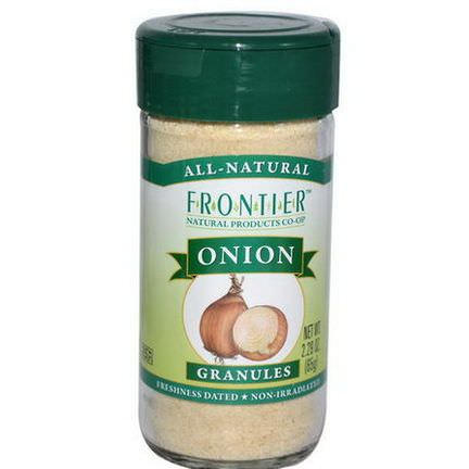 Frontier Natural Products, Onion, Granules 65g