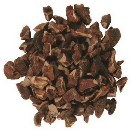 Frontier Natural Products, Organic Cacao Nibs 453g