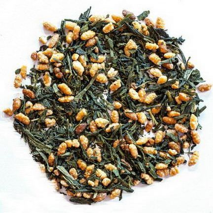 Frontier Natural Products, Organic Genmaicha Tea 453g