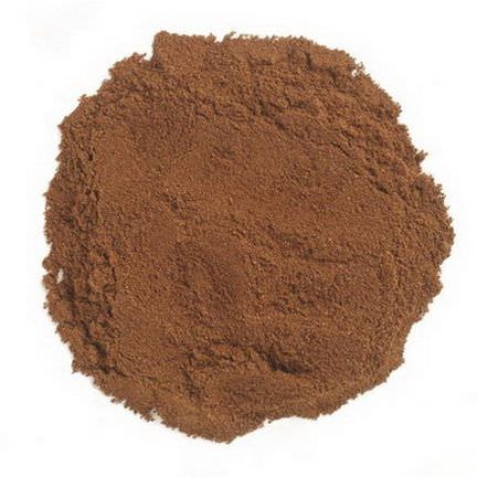 Frontier Natural Products, Organic, Ground Cinnamon 453g