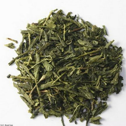 Frontier Natural Products, Organic Sencha Leaf Tea 453g
