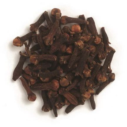 Frontier Natural Products, Organic Whole Cloves 453g