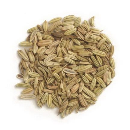 Frontier Natural Products, Organic Whole Fennel Seed 453g