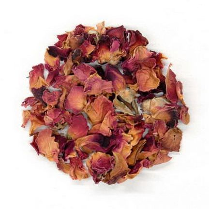 Frontier Natural Products, Red Rose Petals 453g