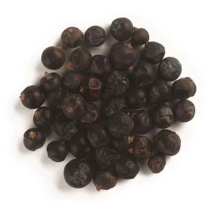Frontier Natural Products, Whole Juniper Berries 453g