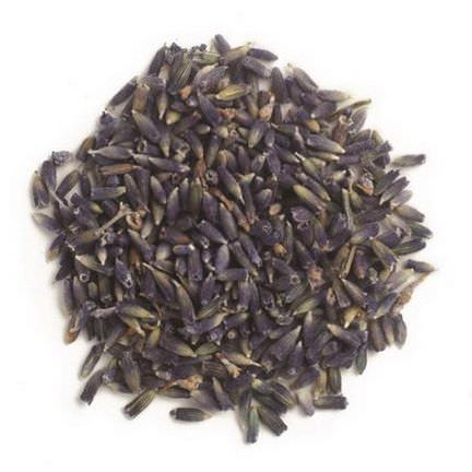 Frontier Natural Products, Whole Lavender Flowers 453g
