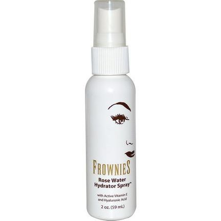 Frownies, Rose Water Hydrator Spray 59ml