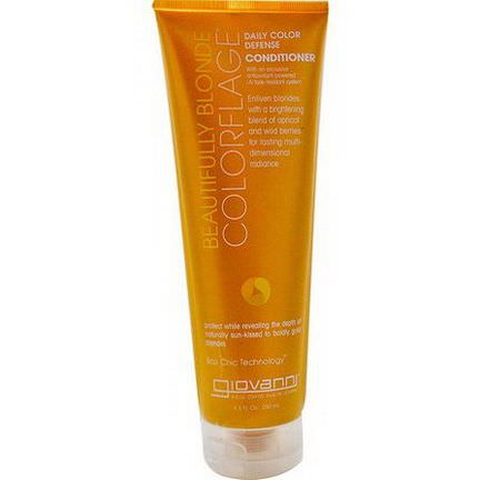 Giovanni, Colorflage, Daily Color Defense Conditioner, Beautifully Blonde 250ml
