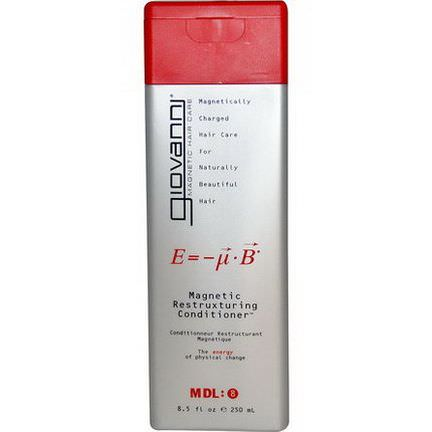 Giovanni, Magnetic Restruxturing Conditioner 250ml