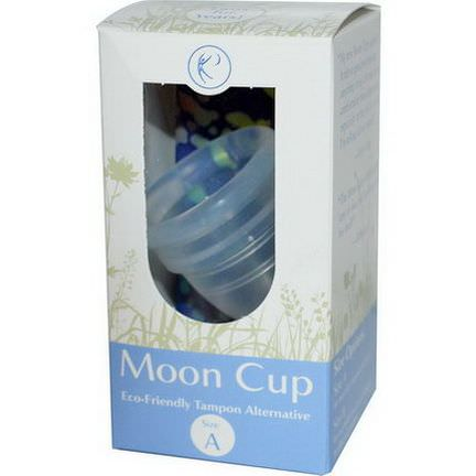 GladRags, Moon Cup, Size A, 1 Cup