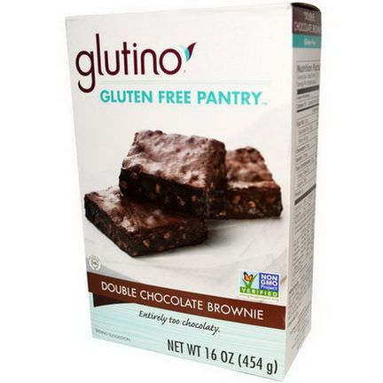 Gluten-Free Pantry, Double Chocolate Brownie 454g