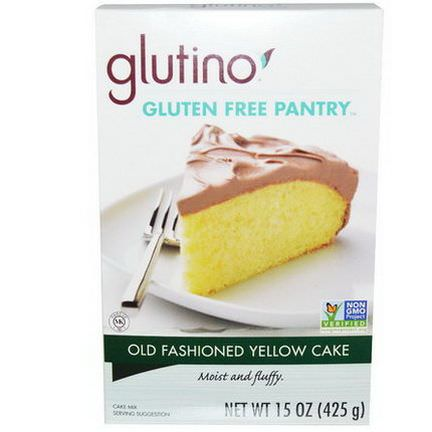Gluten-Free Pantry, Old Fashioned Yellow Cake 425g