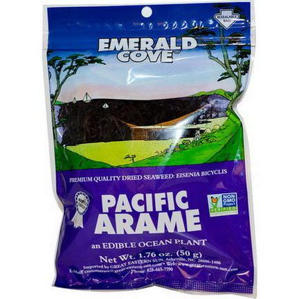 Great Eastern Sun, Emerald Cove, Pacific Arame 50g