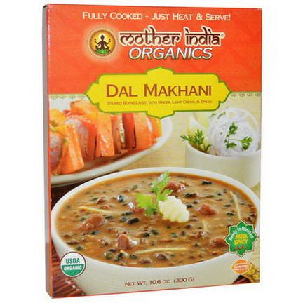 Great Eastern Sun, Mother India Organics, Dal Makhani, Medium Spicy 300g