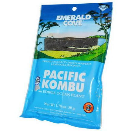 Great Eastern Sun, Pacific Kombu, Dried Seaweed 50g