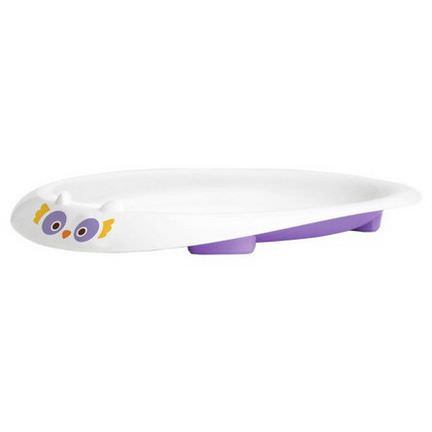 Greenpoint Brands, Eco Plate, Purple, 6+ Months, 1 Plate