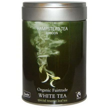 Hampstead Tea, Organic Fairtrade White Tea 25g