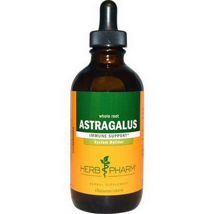 Herb Pharm, Astragalus, Whole Root 118.4ml