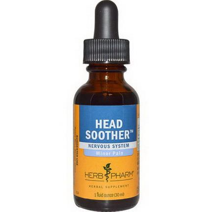 Herb Pharm, Head Soother 30ml